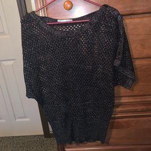 Maurice's short sleeve sweater!! NWT!!